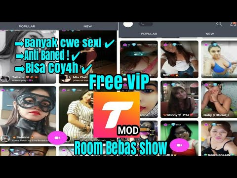 TANGO LIVE MOD FREE VIP SUPORT SEMUA ANDROID TERBARU 2020