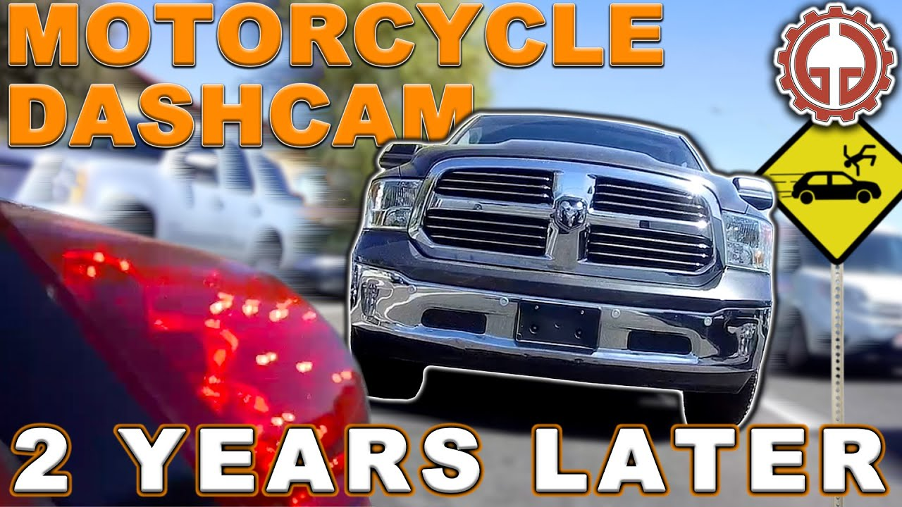 Motorcycle Dashcam 2 years with an INNOVV K2