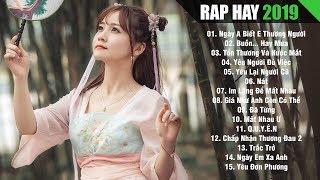 RAP HAY 2020 - Nhạc Rap Hay Nhất Hiện Nay Gây Nghiện Dành Cho Người Cô Đơn 2020