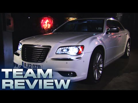The Chrysler 300c (Team Review) - Fifth Gear