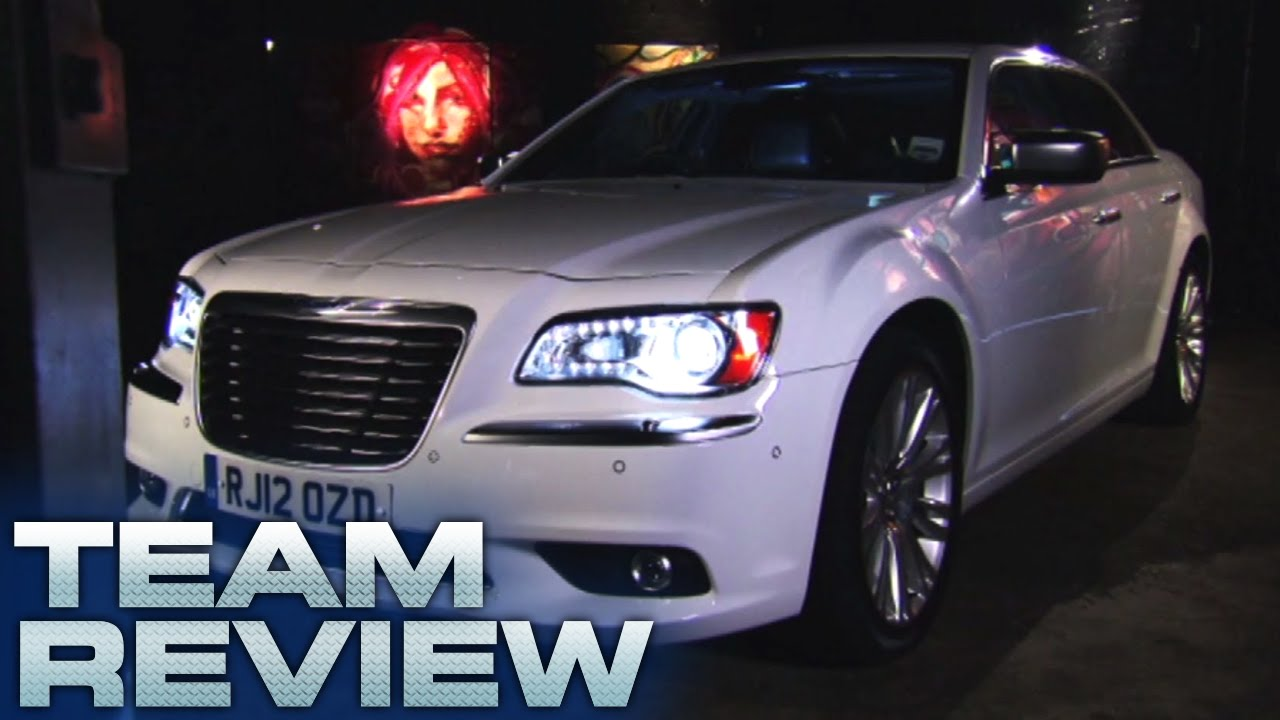 The Chrysler 300c Team Review  Fifth Gear  YouTube