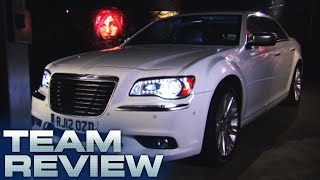 The Chrysler 300c Team Review Fifth Gear