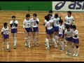 大阪北が優勝! JOC杯バレー2017 女子決勝 熊本戦 終盤 12/28 全国中学バレー