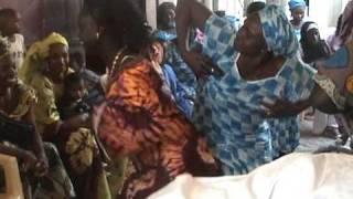 Danse Sénégalaise - Cité Millionnaire - Dakar - Peuls Casamance