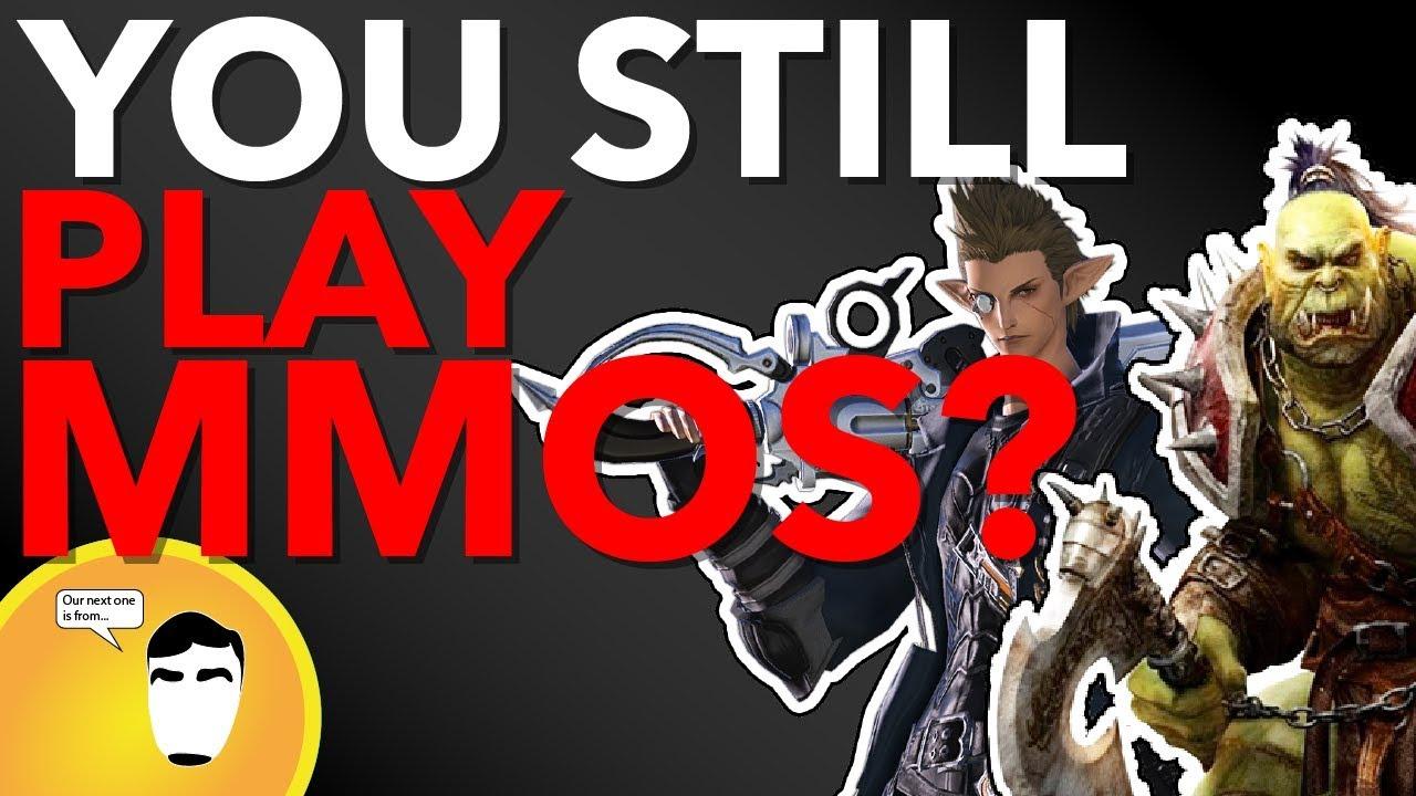 Do you still like mmos?   Community Feedback #66