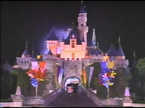 Closing To Disney S Sing Along Songs Disneyland Fun 1990 Vhs Youtube