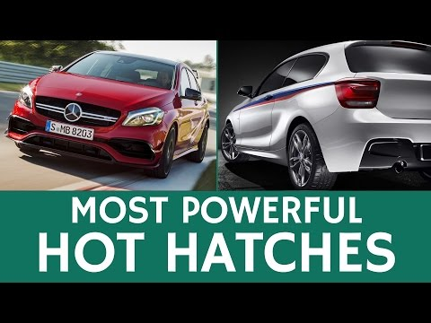 Worlds Best Hot Hatch 20 Powerful Compact Hatchback Cars to Buy
