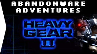 Heavy Gear II ► 1999 Mechs - Download & Gameplay on Windows 10 - [Abandonware Adventures!]