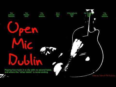 """Open Mic Dublin - The Movie"" Official Trailer"
