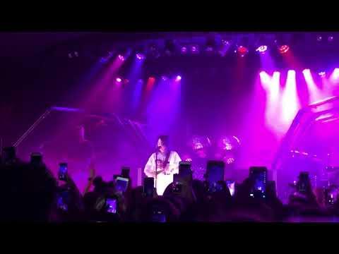 billie eilish singing smells like teen spirit by nirvana