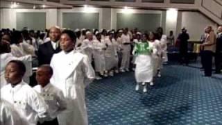 MCHCA Ushers & Nurses Grand March