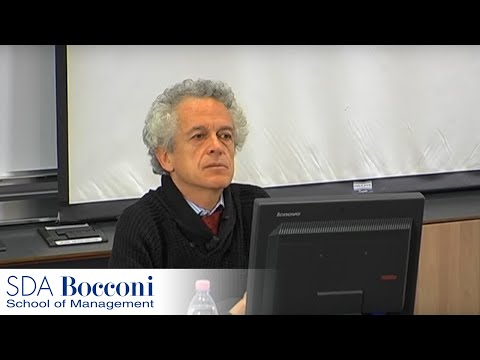 Relationship between Eastern and Western culture - Masterclass   SDA Bocconi