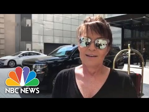 Sarah Palin Responds To John McCain's Regret Over Choosing Her As 2008 Running Mate | NBC News