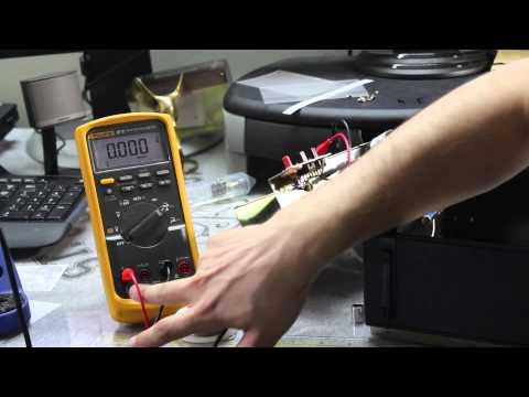 Repairing Grandpa's Airline Radio