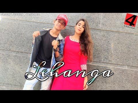 lehanga-:-jass-manak- -veer-panchal- -preeti-kaur- -punjabi-cover-video-song-2019- -chaar-teeter- 