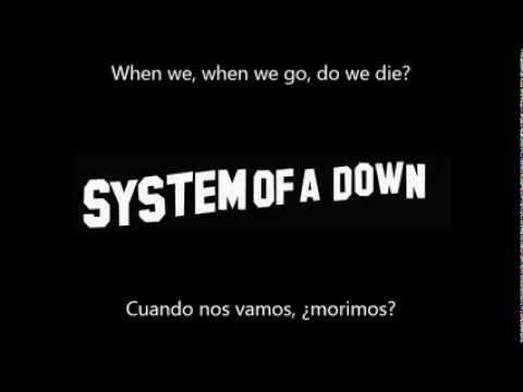 System Of A Down - Question! Sub Eng/Esp