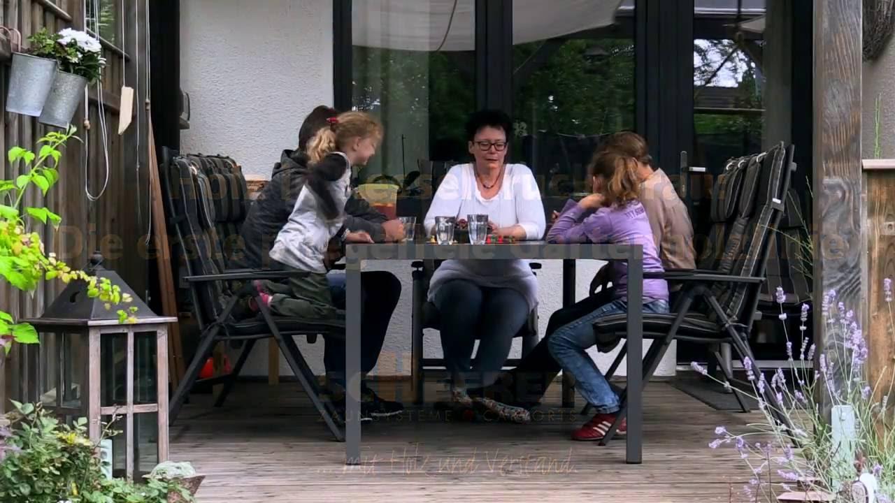 SCHEERER – komplett pflegefreie Terrassen len und