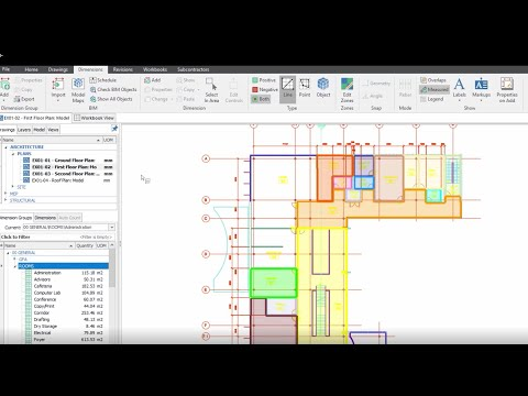 ITWO CostX Estimating Software - 2D Measurement Training Video
