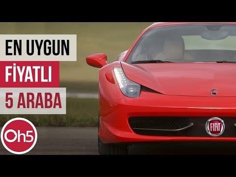 En Uygun Fiyata Alınabilecek 5 Araba 🚗 Gerçek Araba Videoları 2018
