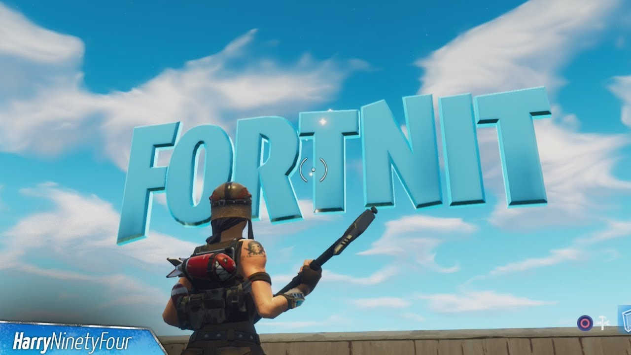 Fortnite Battle Royale  All FORTNITE Letter Locations