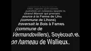 Communes de la Somme /   Soyécourt