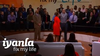 50 Single Men Get Real About Rejection | Iyanla: Fix My Life | Oprah Winfrey Network