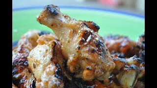 How To Broil Chicken - Easy Grilled Chicken In The Oven | #samorelovetv