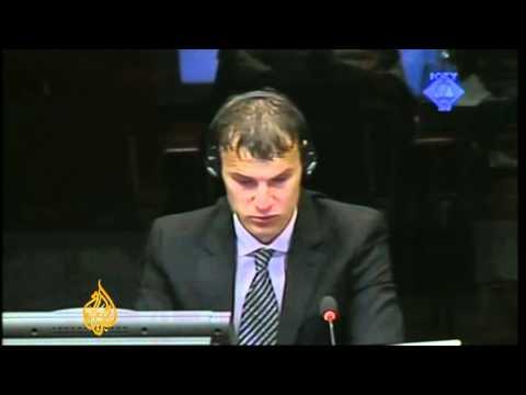 Ratko Mladic trial continues at ICC