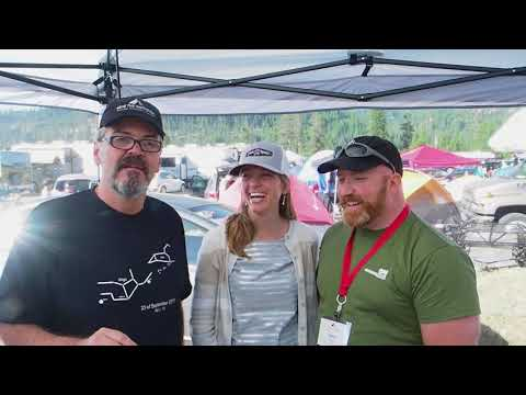 Josh and Brittany Tolley - Interviewed at the Solar Eclipse