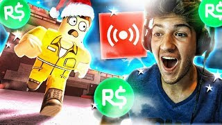🔴JAIL JAILBREAK SERVER (NOUVEAU UPDATE) - ROBUX SWEEPSTAKE - ROBLOX DIRECT🔴