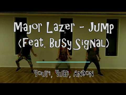 Zumba ®  Major Lazer  Jump feat Busy Signal