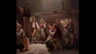 Norsk folkemusikk Folkedans Gangar  Norwegian folk dance on the violin hardingfele Hardanger Fiddle
