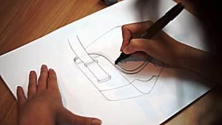 TOREZA TAILOR BAG - Design Drawing