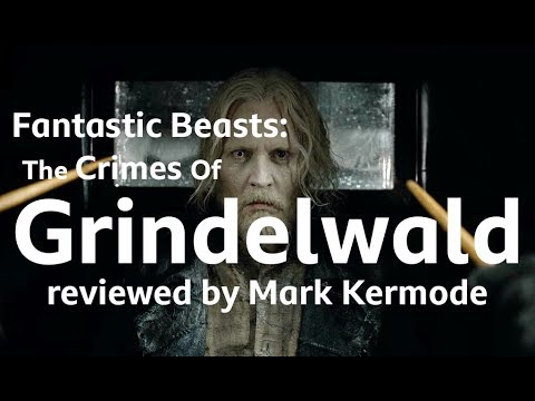 Fantastic Beasts: The Crimes Of Grindelwald reviewed by Mark Kermode