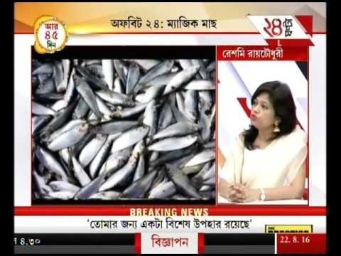 Debate: Fish is good for health
