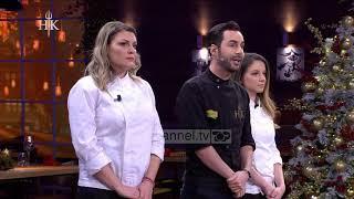 Hell's Kitchen Albania - Shef Renato vendos Ledjonin shef kuzhine e Sokolin lider
