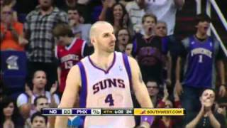 Marcin Gortat against Hornets (double-double & career-high), January 30, 2011