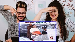 Indian Reaction On Romantic Barber Prank ¦ By Nadir Ali In ¦ P4 Pakao ¦ 2019