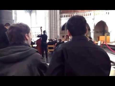 Lisgar European Concert - St. Martin's Cathedral, Belgium