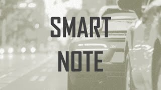 Smart Note - Funny Jokes About Cars