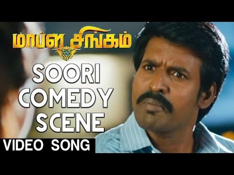 Soori Comedy Scene | Mapla Singam | Vimal | Anjali | Soori