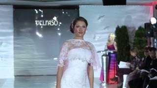 Свадебное платье Миа + болеро Миа (Дом моды BELFASO 2014)
