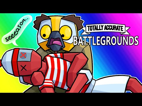 Totally Accurate Battlegrounds Funny Moments - Famous Last Words