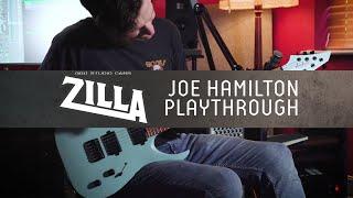 Joe Hamilton: Zilla Cabs 1.1.6 Update