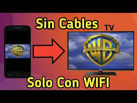 Como Conectar Tu Celular A Tu Televisor Y Ver Mis Videos De Mi Celular A La Tv Sin Cables Youtube
