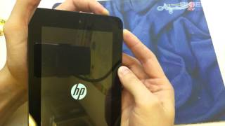 Tablet HP Slate 7 HARD RESET