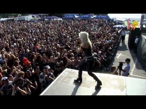 Doro  Egypt The Chains Are On   H 2010 Dio Tribute  blighttv