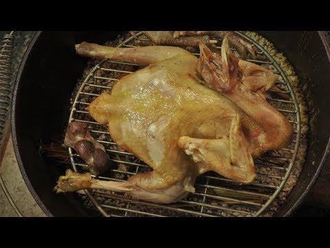 Gà Hấp Muối  👍👍  cách làm Gà Nổ Muối Hột ngon rất đơn giản BAKED SALT CHICKEN Vietnam food
