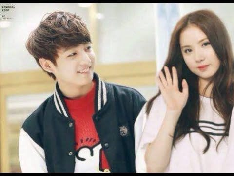 eunha and jungkook dating rumors