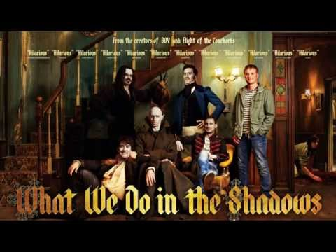 Stu Rutherford - What We Did In The Shadows - Interview (2015) clip